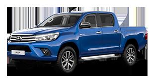 Toyota Hilux - Concessionaria Toyota Livorno, Pontedera e Empoli