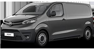 Toyota Proace - Concessionaria Toyota Livorno, Pontedera e Empoli