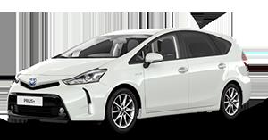 Toyota Prius+ - Concessionaria Toyota Livorno, Pontedera e Empoli