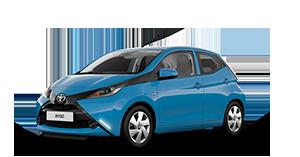 Toyota AYGO - Concessionaria Toyota Livorno, Pontedera e Empoli