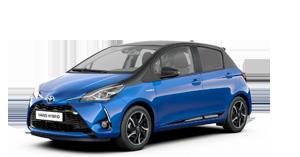 Toyota Yaris - Concessionaria Toyota Livorno, Pontedera e Empoli