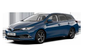 Toyota Auris Touring Sports - Concessionaria Toyota Livorno, Pontedera e Empoli