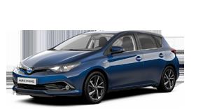 Toyota Auris - Concessionaria Toyota Livorno, Pontedera e Empoli